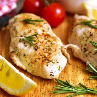 Lemon Rosemary Chicken.