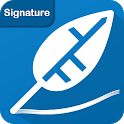 Digital Signature - Electronic Signature icon
