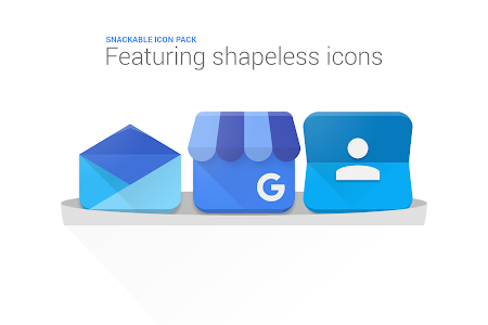 Snackable Icon Pack v1.9.0