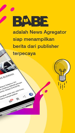 BaBe - Baca Berita  screenshots 2