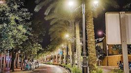 El cambio a luminarias LED ha supuesto un gran ahorro de consumo.
