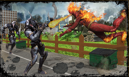 Fire Breather Hero Transform Dragon 1.2 screenshots 1