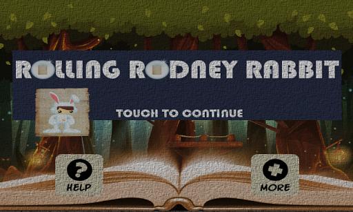 Rolling Rodney Rabbit