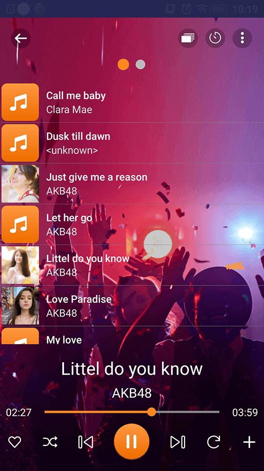 Music Player Pro Screenshot 19