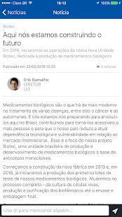 ConexãoBio - náhled