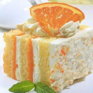Orange Dreamsicle Cake Recipes