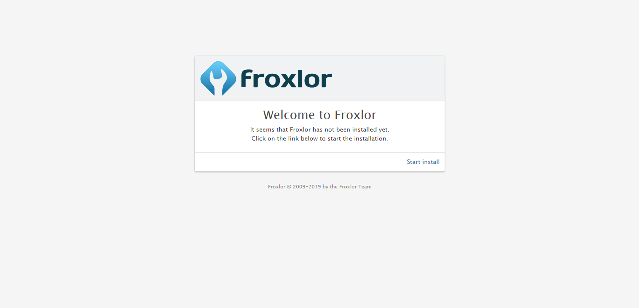 How to install Froxlor on CentOS - vps2day