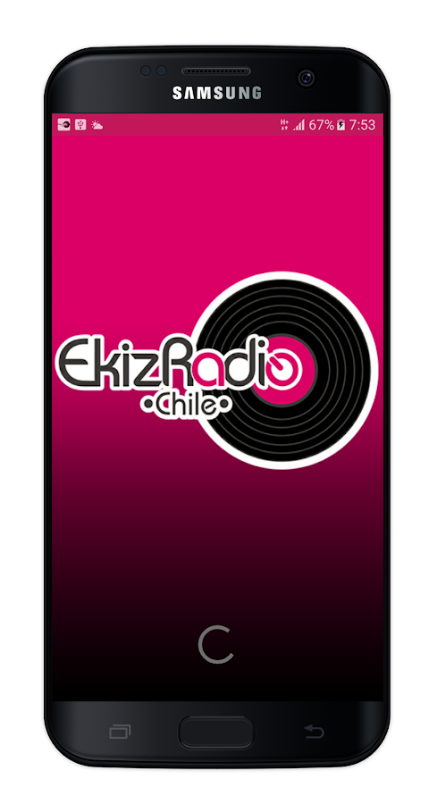 Ekiz Radio Chile- screenshot