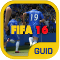 Guide for Fifa 16 Game icon