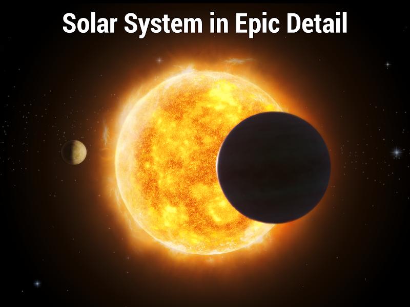 Solar Walk 2 - Spacecraft 3D & Space Exploration Screenshot 7