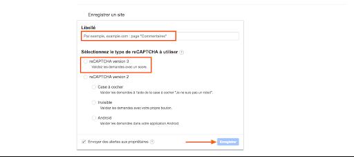 comment mettre en place un filtre anti spam