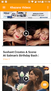 World News & Bollywood Video App Download - náhled