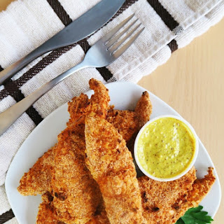 Paprika Coconut Chicken Tenders (Paleo, Low Carb)