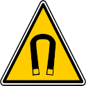 Magnetic Field - Magnetometer icon