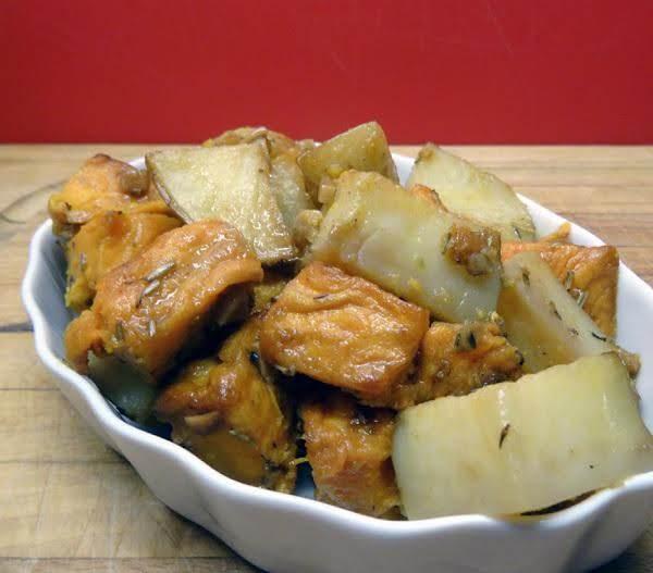 Smoky Roasted Potatoes Recipe