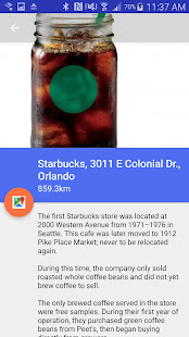 Orlando Starbucks Locator