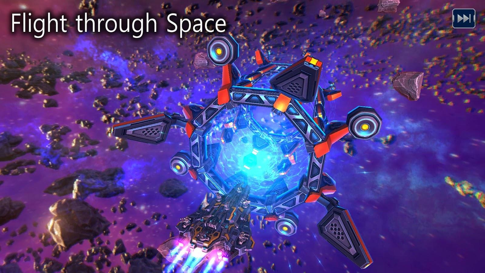 Battleship Lonewolf: Space TD- screenshot