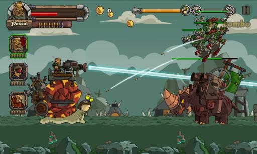 Snail Battles screenshot 5