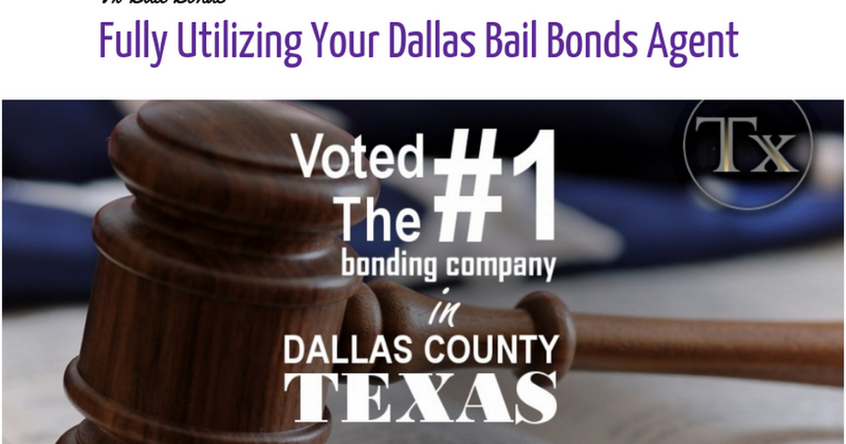 Thumbnail for How to Get the Most Out of Your Dallas Bail Bonds Company