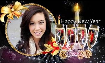 New Year Photo Frame 2017 - screenshot thumbnail 02