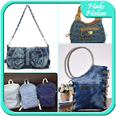 DIY Jeans Bag Design Ideas