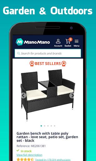 ManoMano Outdoor & Garden  screenshots 3
