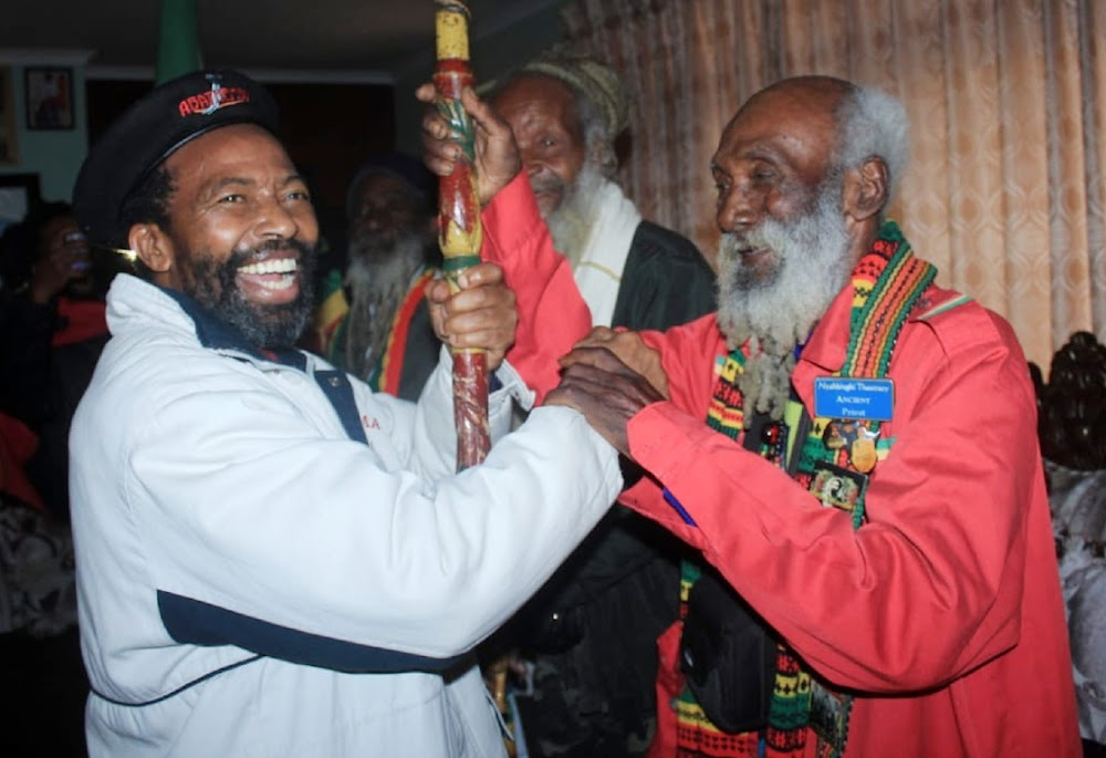 AbaThembu king calls for promotion of 'royal' dagga seed - SowetanLIVE