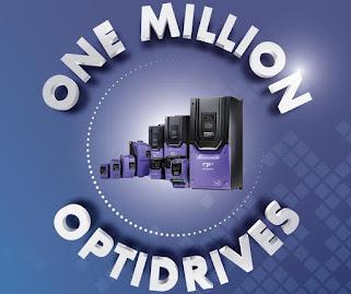 Million milestone for Invertek