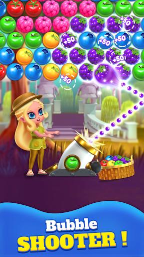 Princess Pop - Bubble Games filehippodl screenshot 2