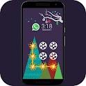 CM AppLock Theme-Christmas2017 icon