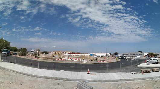 Adif eleva al 75% la obra en El Puche