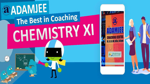 Adamjee Chemistry XI - Apps on Google Play