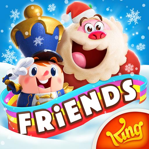 Candy Crush Friends Saga APK Cracked Download