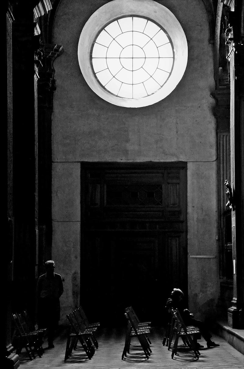 Cerchio di luce di Michele S.