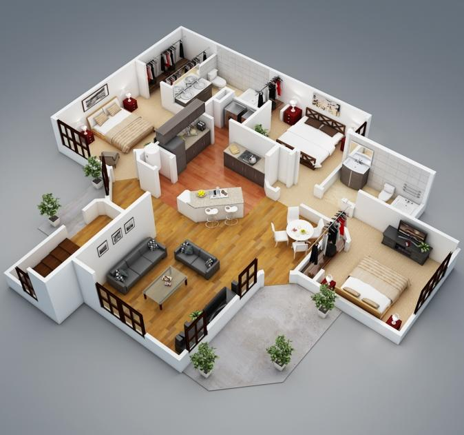 3d floor plan - android apps on google play