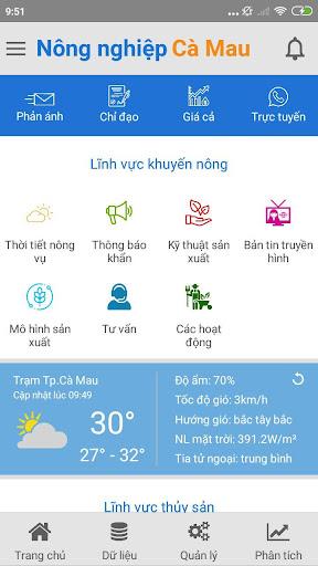 Nông nghiệp Cà Mau screenshot 1