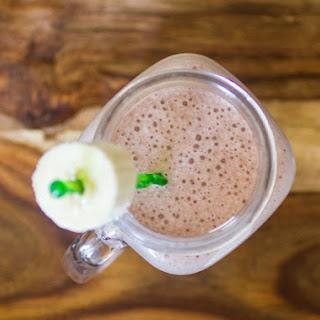 Chocolate Banana Smoothie Low Calorie Recipes.