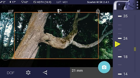 Magic Universal ViewFinder Screenshot