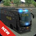 Livery bus Keamanan icon