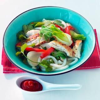 Clean Pho-Style Noodle Soup