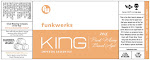 Logo of Funkwerks Tropic King Aged In Peach Whiskey Barrels