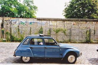 Photo: The Berlin Wall