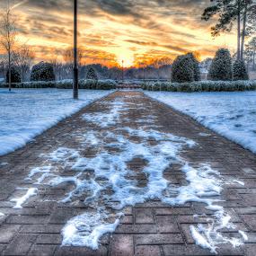 by Josiah Blizzard - Landscapes Sunsets & Sunrises
