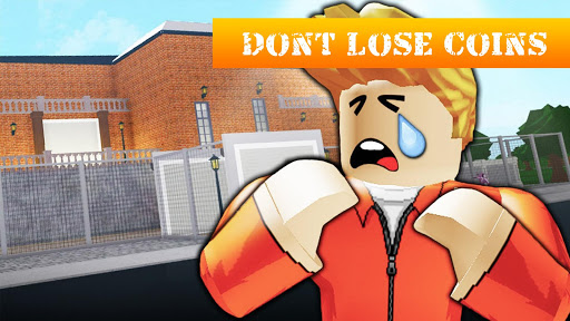 Jailbreak Prison Escape Survival Rublox Runner Mod 1.5 screenshots 3