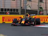 Mercedes met kopzorgen uit derde vrije oefensessie, Perez snelste voor Sainz en Verstappen