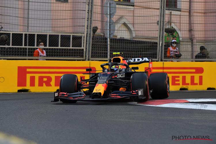 Crash van Verstappen verandert droom in nachtmerrie, Pérez straft mindere pitstop bij Mercedes wel nog af