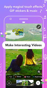 Roposo – Fun Videos, Editing, Chat Status, Camera 3