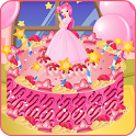 cake decor - Girls Games icon