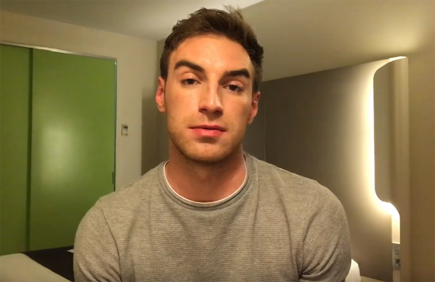 WATCH: Gay porn star reveals HIV status in candid video
