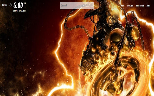 Ghost Rider Wallpapers Hd For New Tab